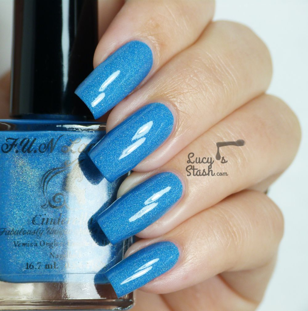 F.U.N Lacquer - Princess Collection, Part 2 - Review &amp&#x3B; Swatches