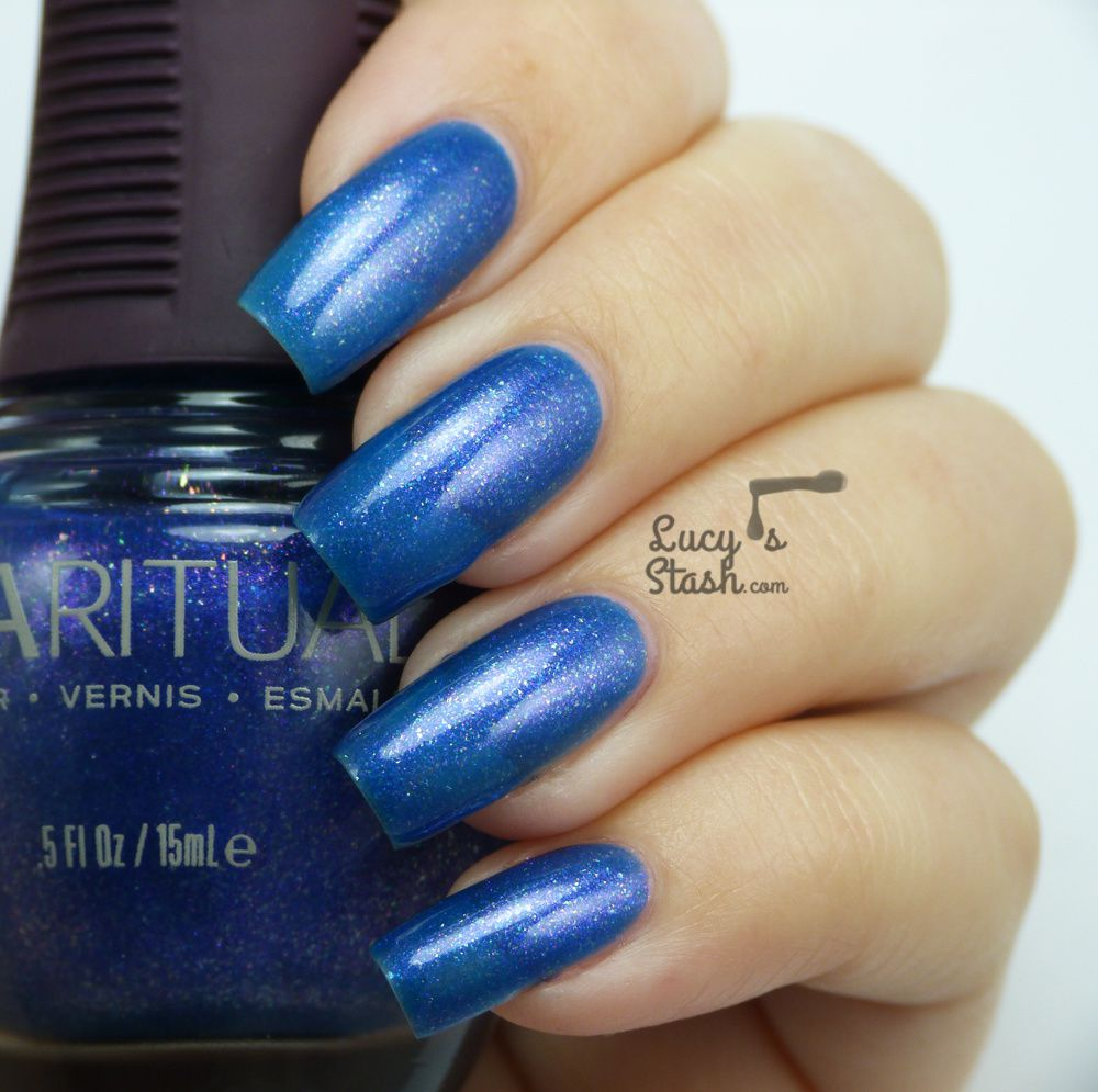SpaRitual Illuminate Collection Holiday 2013: Intellect, Intention and Intuition - Review &amp&#x3B; swatches