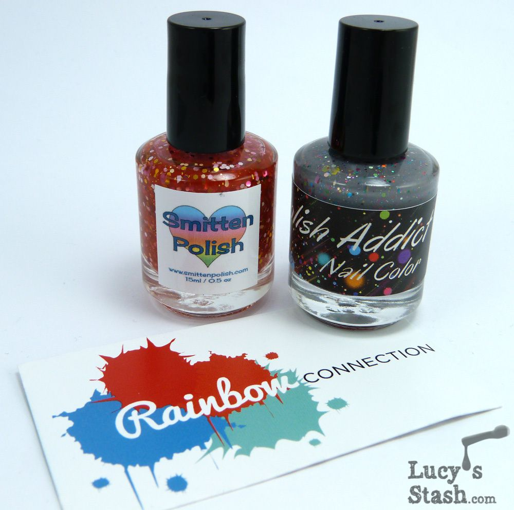 Rainbow Connection Exclusives: Polish Addict Rainbow Connection and ...