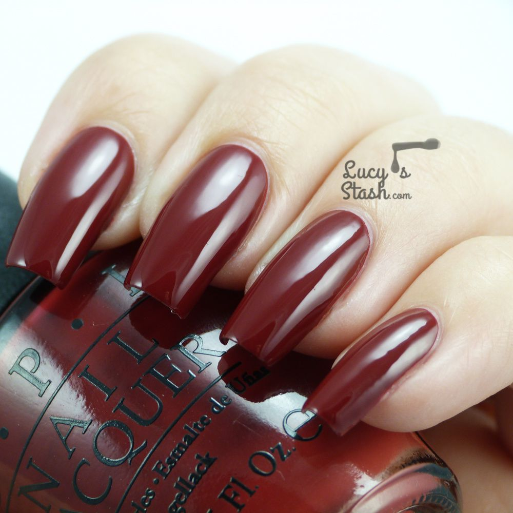 OPI San Francisco Collection Fall 2013 - Review & swatches