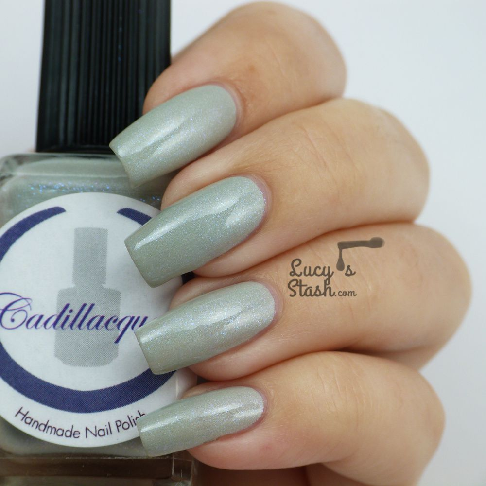 Cadillacquer Breaking Bad Collection Part 1 - Review &amp&#x3B; Swatches