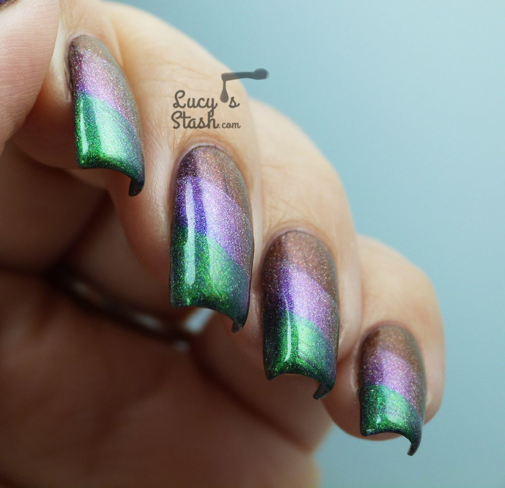 Darling Diva - three 'Queen' inspired shades all together
