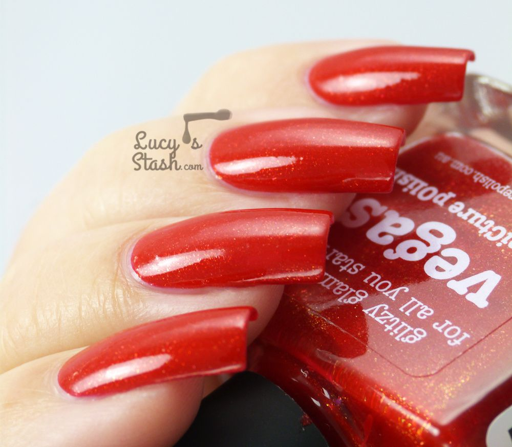 piCture pOlish Monday: Vegas - Review & swatches