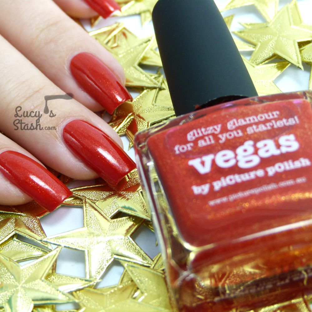 piCture pOlish Monday: Vegas - Review &amp&#x3B; swatches