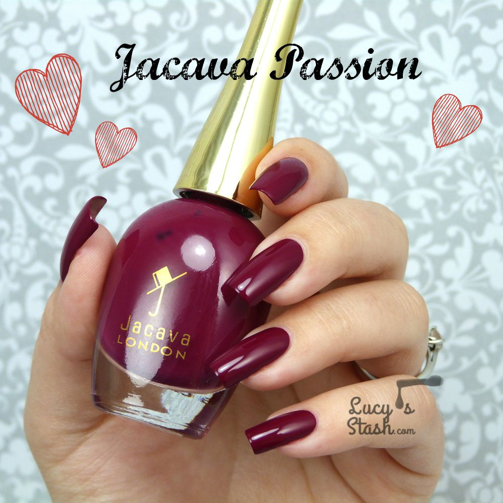 Jacava London Passion - Review & Swatches