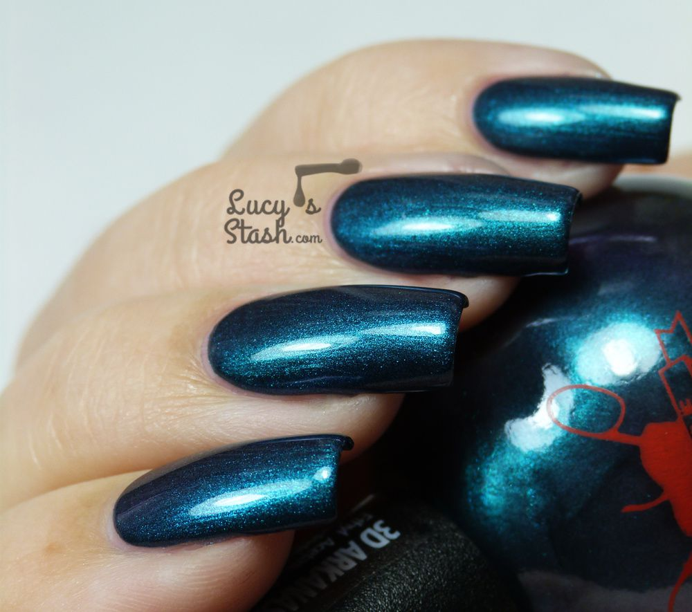 Bad Apple 3D Arkansas - Review &amp&#x3B; Swatches