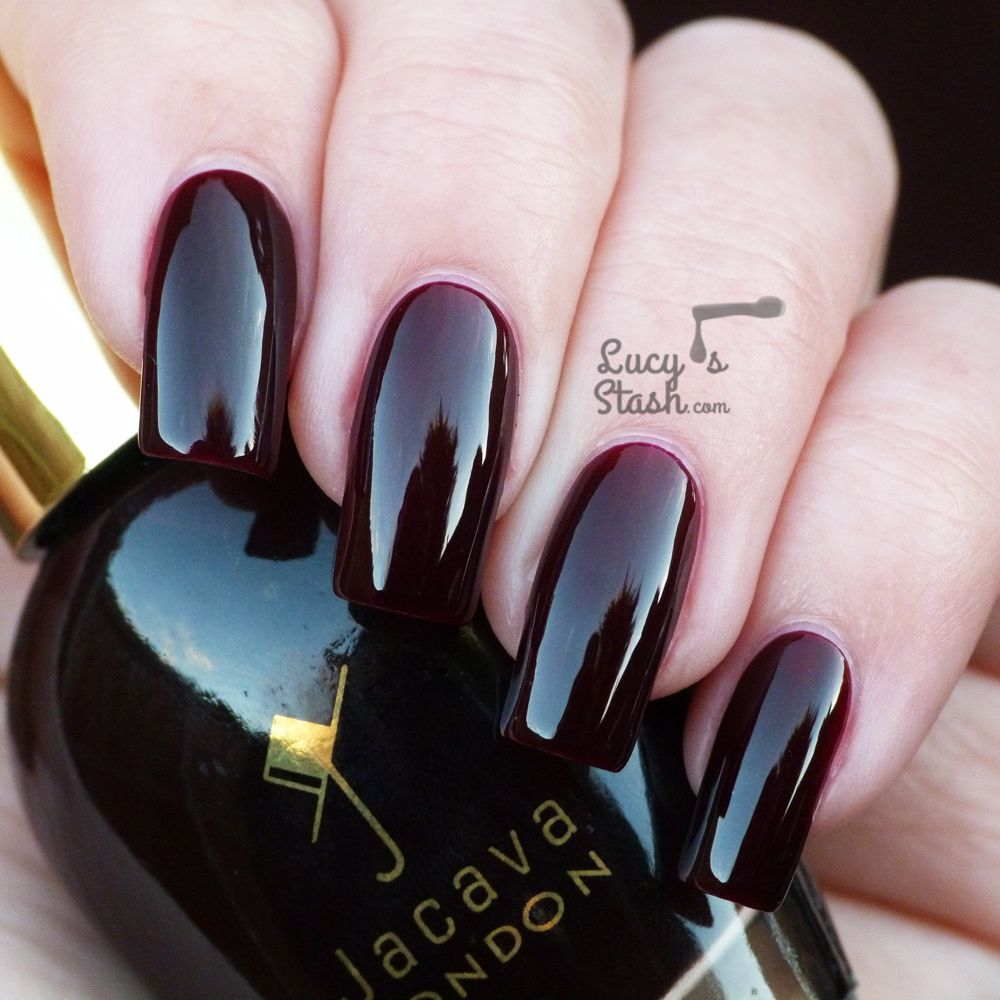 Jacava London Damson Delight - Review & Swatches