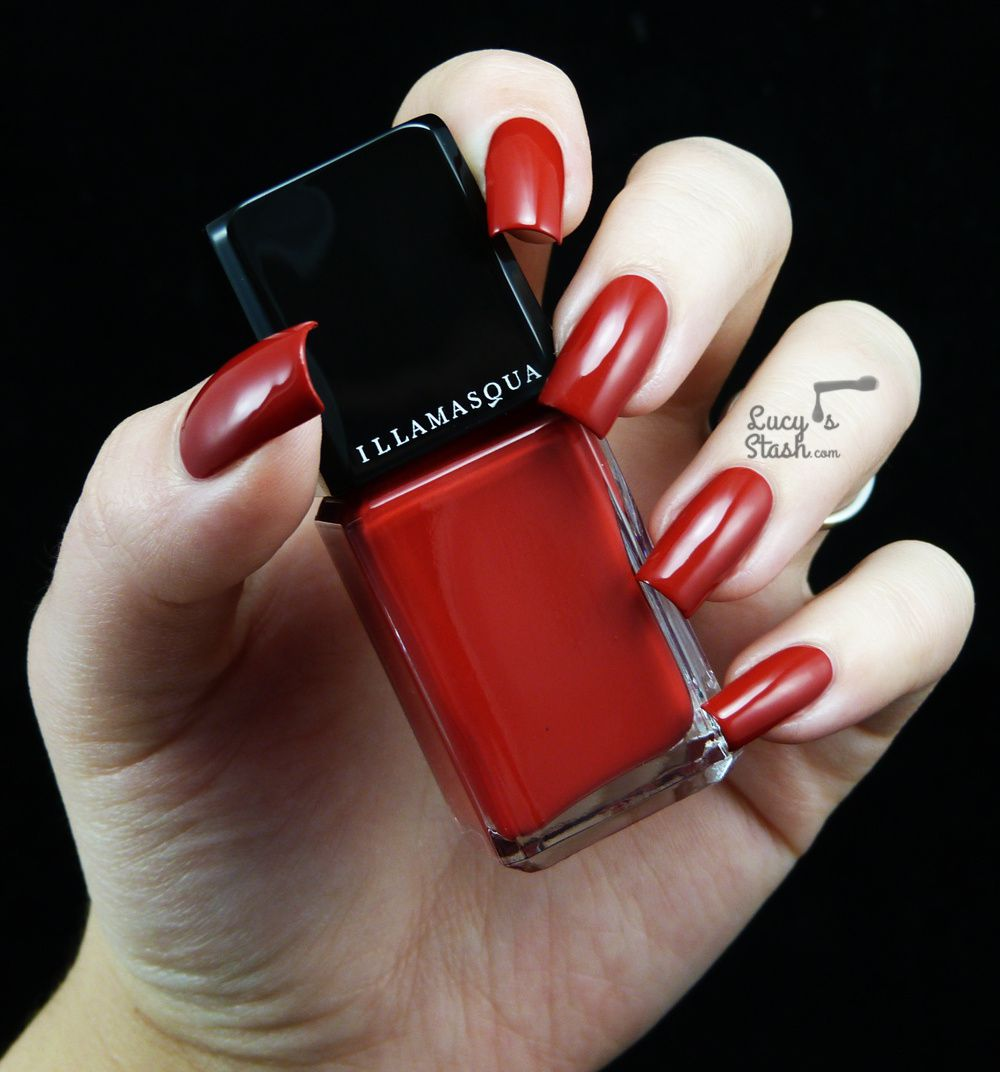 Illamasqua Throb - I'm the One Collection - Review & Swatches