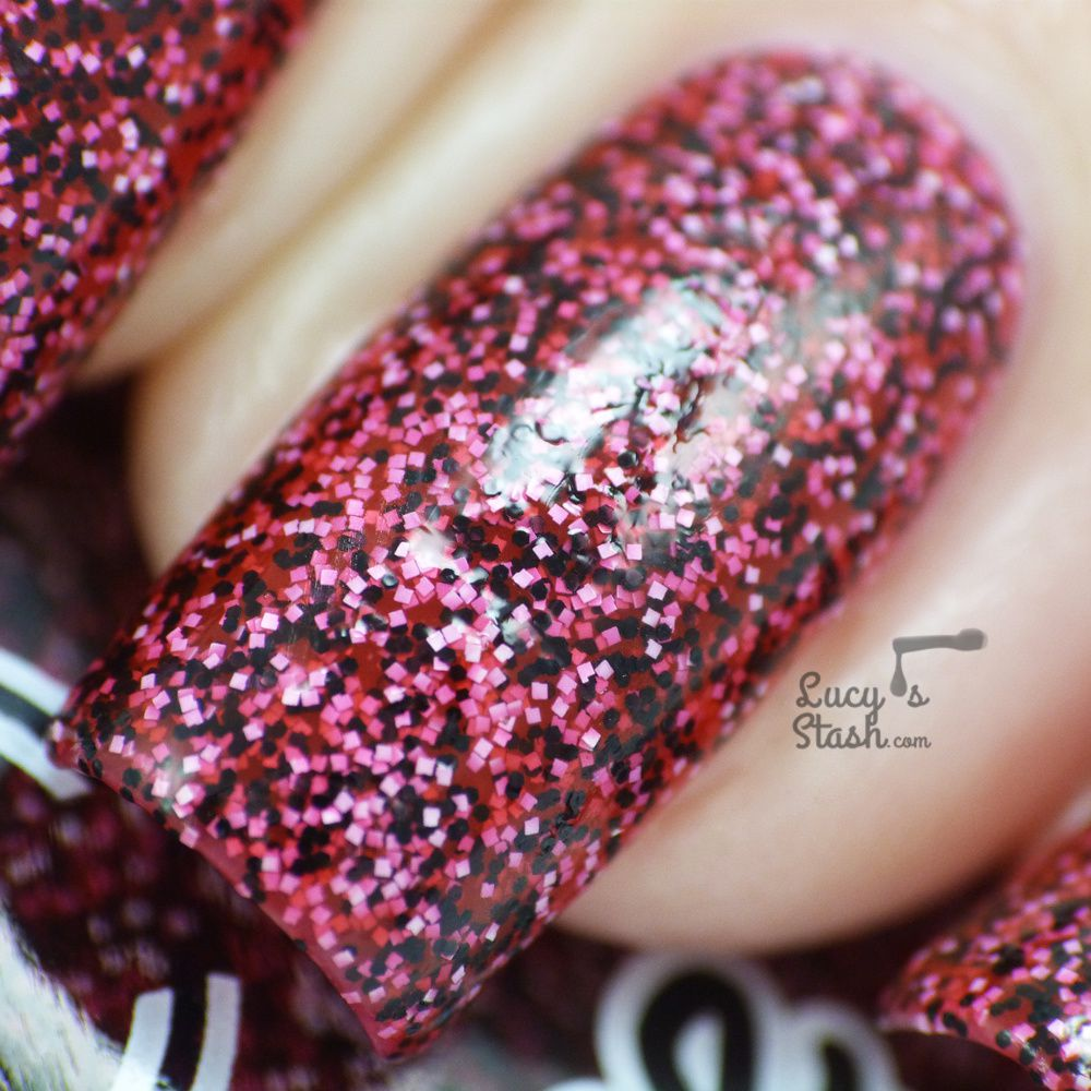 Dance Legend Caviar Collection - Review & Swatches of 4 Shades