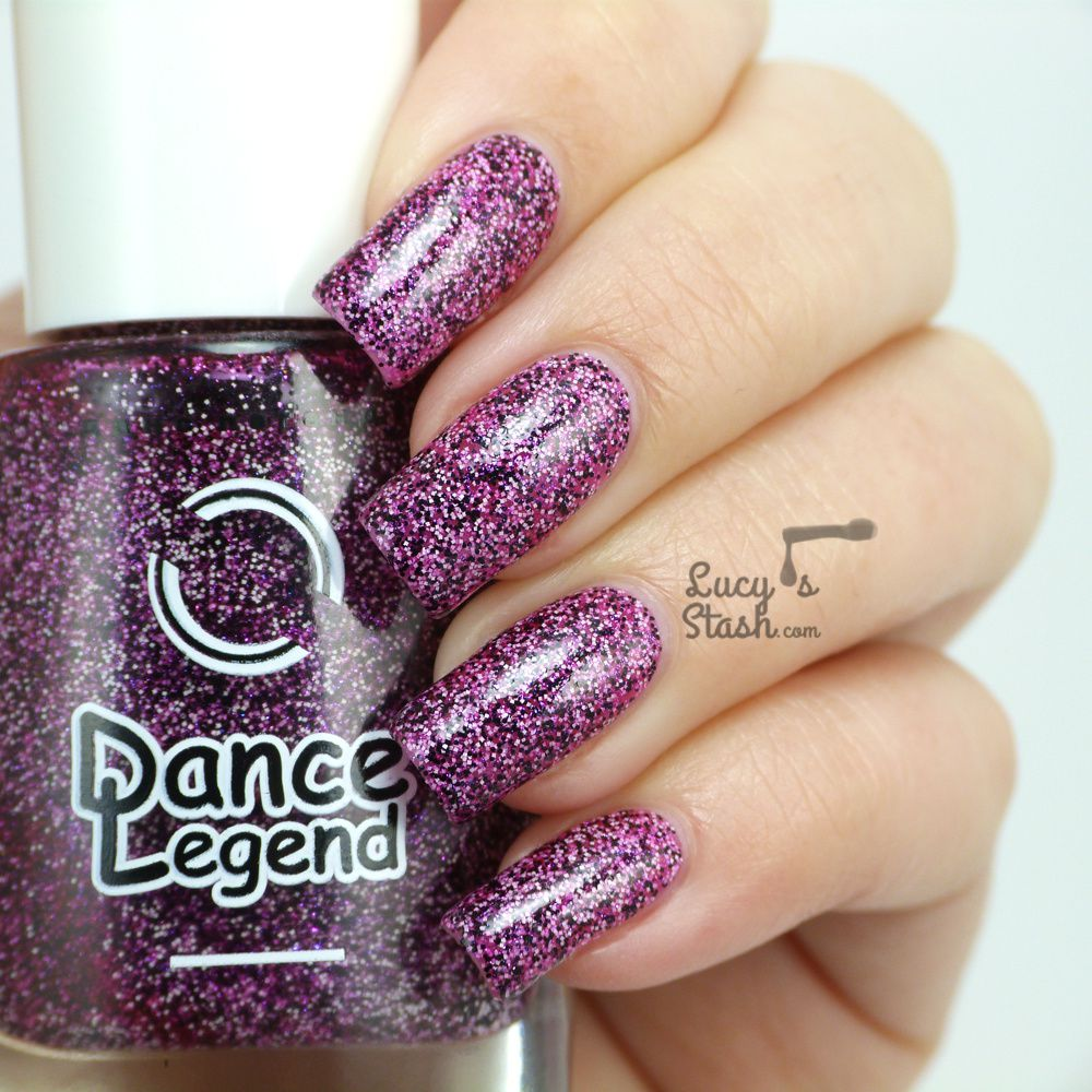 Dance Legend Caviar Collection - Review &amp&#x3B; Swatches of 4 Shades