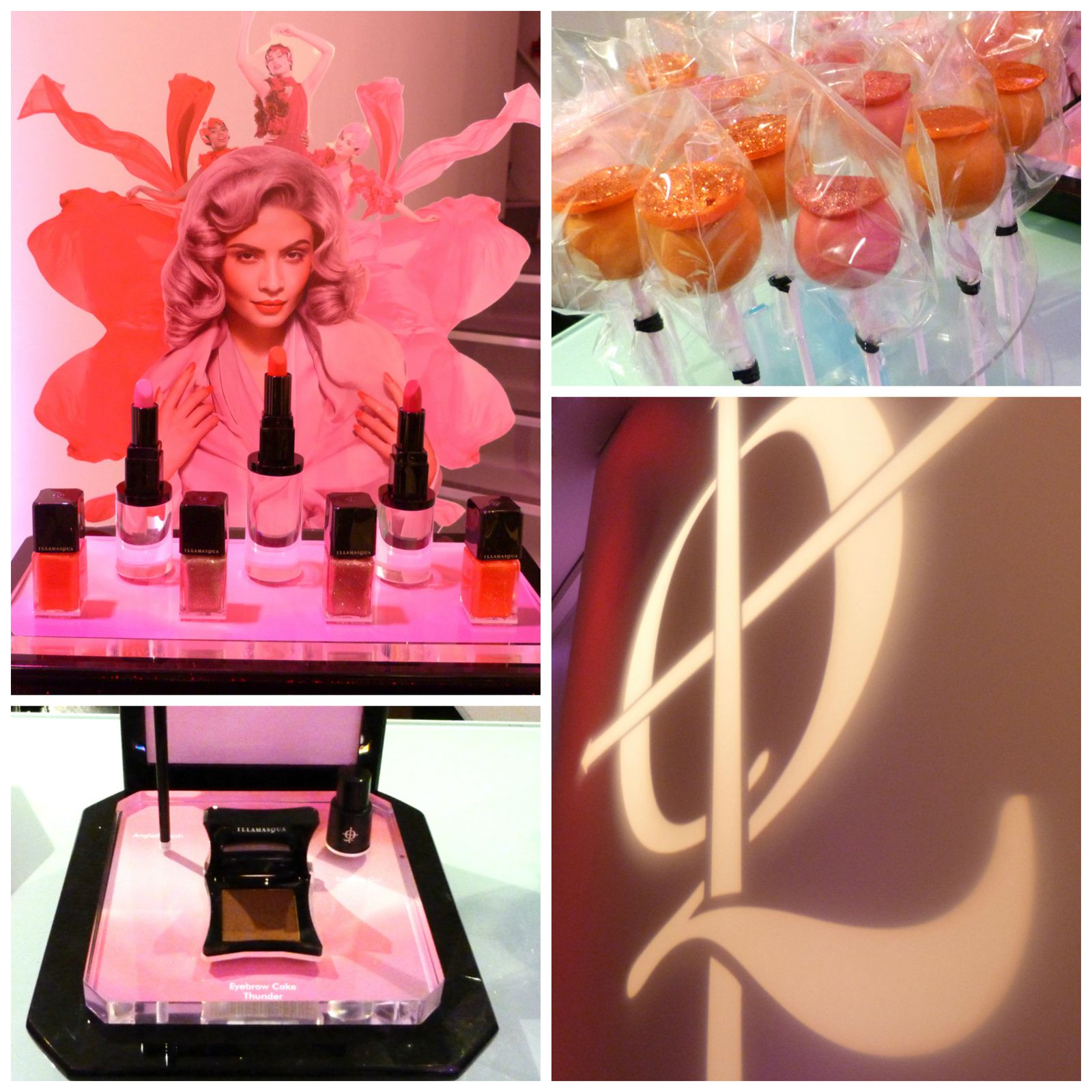 Fashion style Glamore illamasqua spring makeup collection for lady
