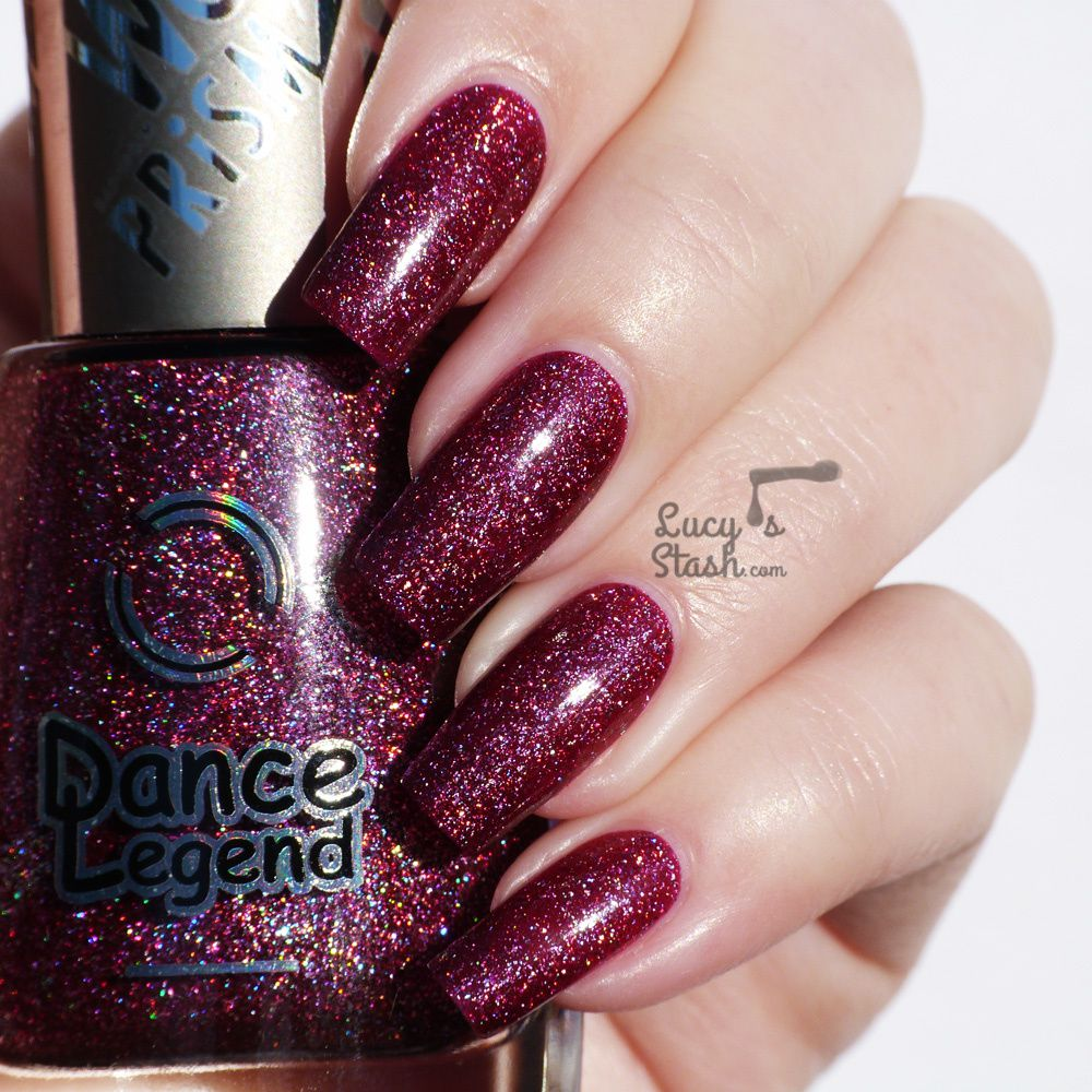 Dance Legend Wow Prisms - Review &amp&#x3B; Swatches of 4 shades