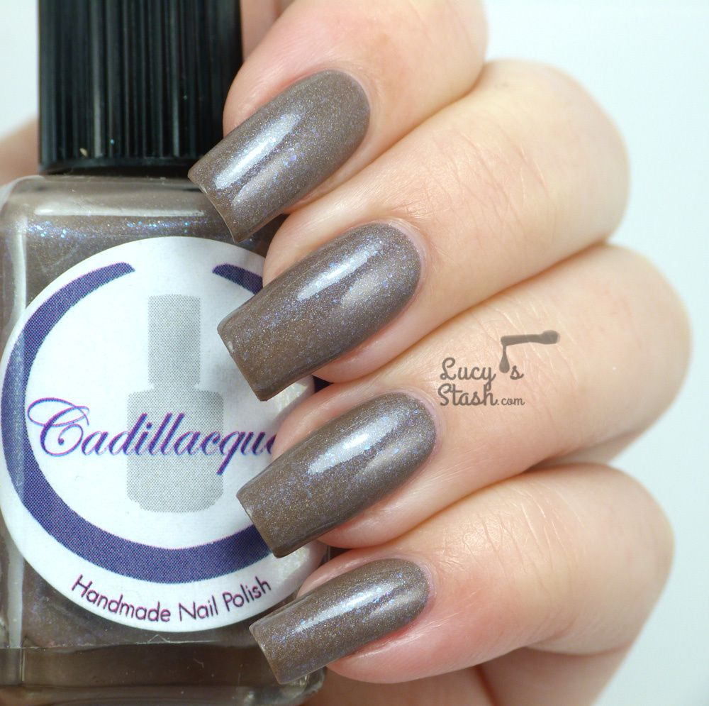 Cadillacquer Seek The Fire Collection - Review & Swatches of Four Shades
