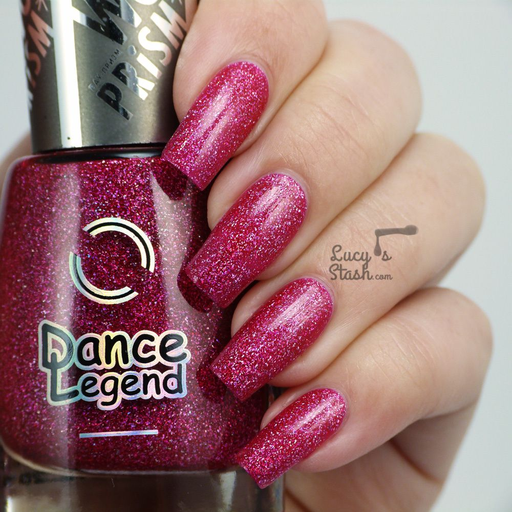 Dance Legend Wow Prisms - Review & Swatches of 4 shades