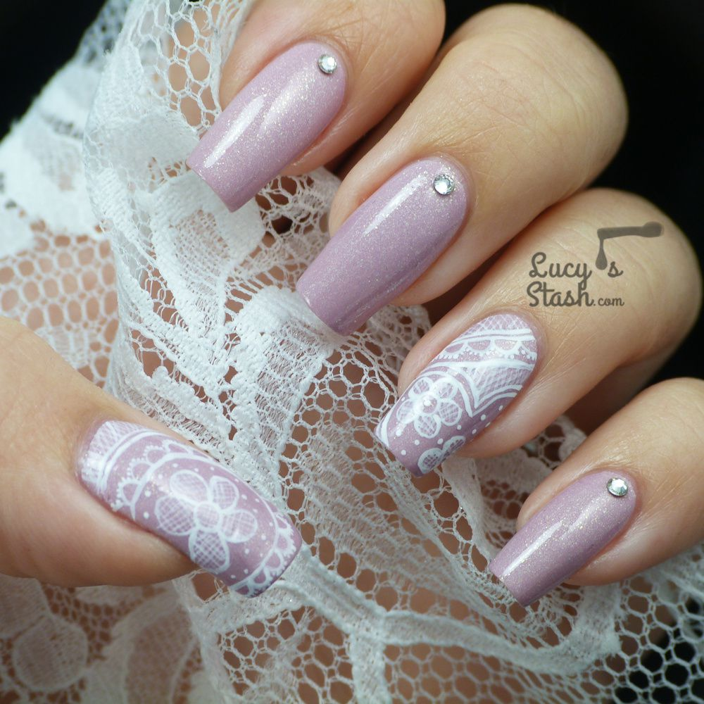 Perfect Lace Nail Art 1000 x 1000 · 159 kB · jpeg