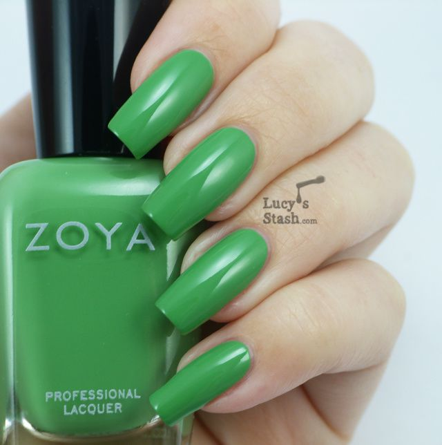 10 Perfect Polishes for St. Patrick's Day from my stash