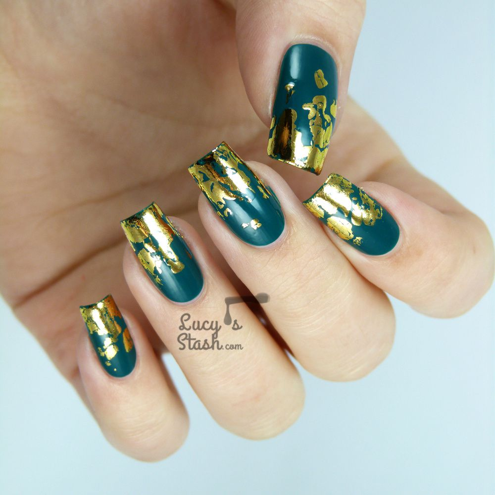 tutorial on how to create this nail design so hope you