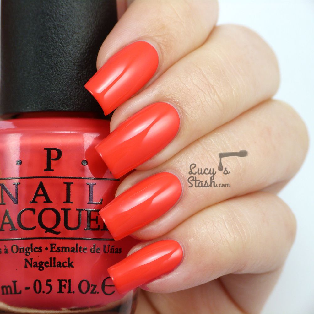 OPI Brazil Collection - Review &amp&#x3B; Swatches