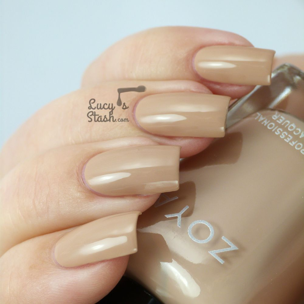 Zoya Naturel Collection - Review &amp&#x3B; Swatches