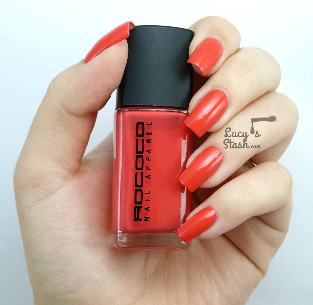 Rococo Nail Apparel Hip-Hop, Superbase Treatment Basecoat and Supergloss Topcoat  - Review & Swatches