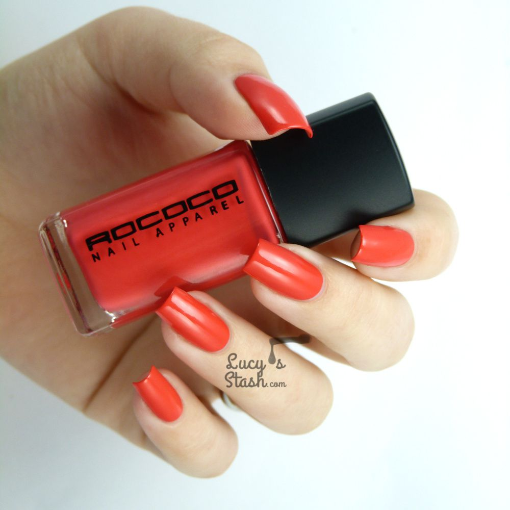 Rococo Nail Apparel Hip-Hop, Superbase Treatment Basecoat and Supergloss Topcoat  - Review &amp&#x3B; Swatches