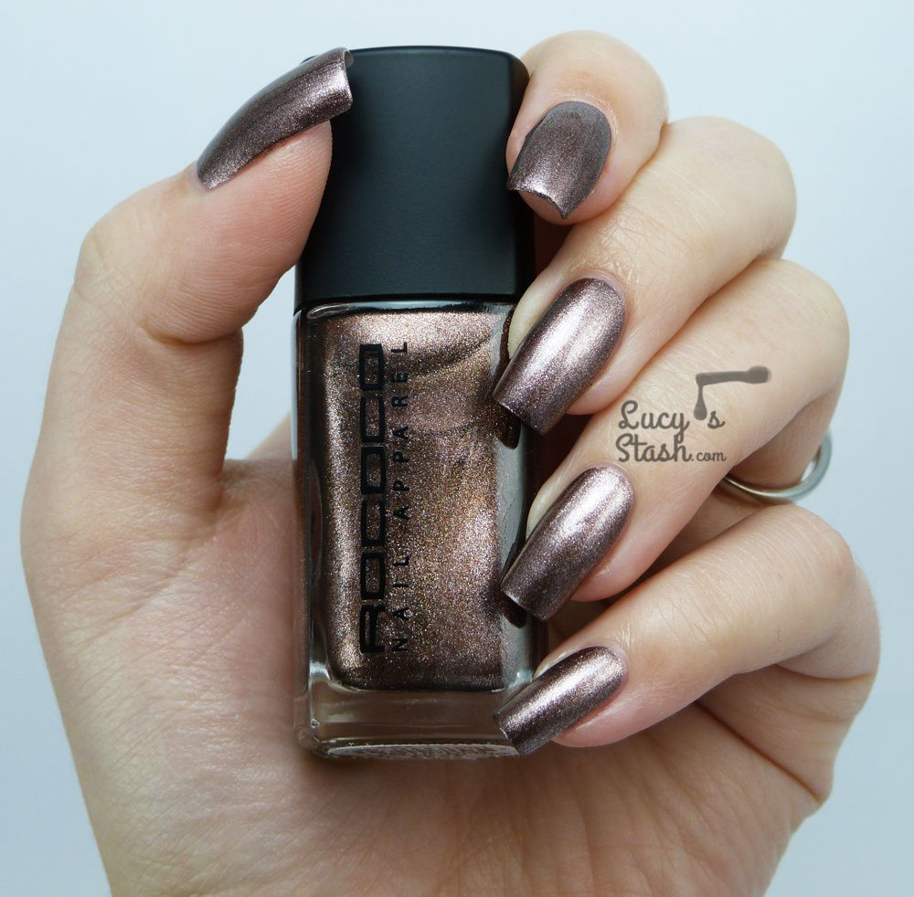 Rococo Nail Apparel Metal Jacket and Lab Nude 8.8 - Review ...