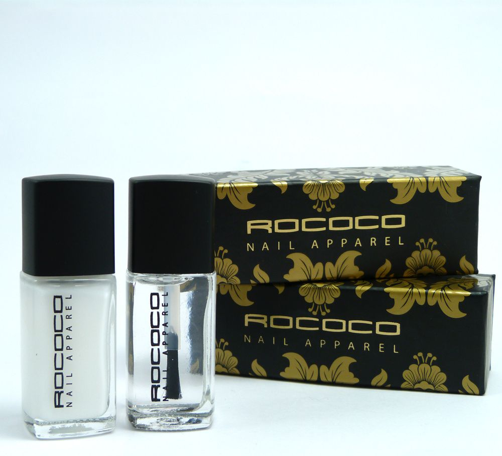 Rococo Nail Apparel Metal Jacket and Lab Nude 8.8 - Review &amp&#x3B; Swatches