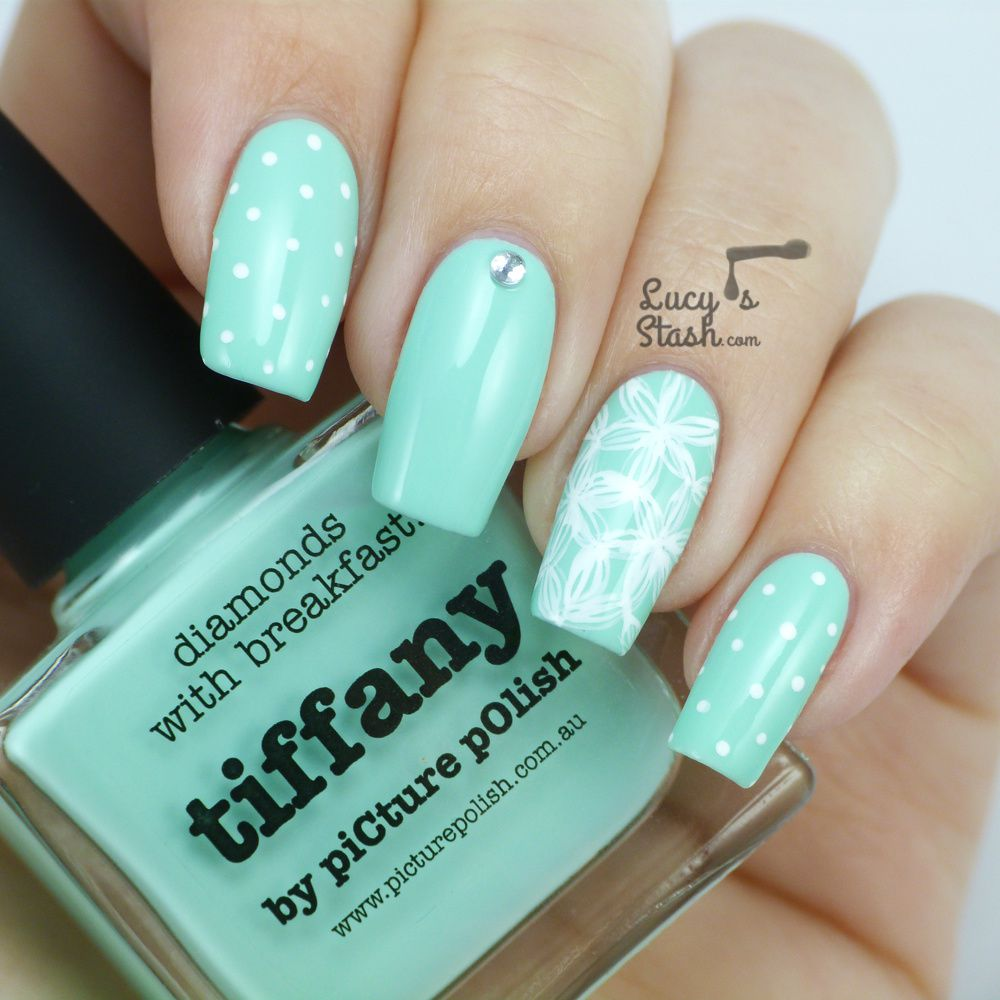 piCture pOlish Monday: Nail Art with Tiffany + TUTORIAL