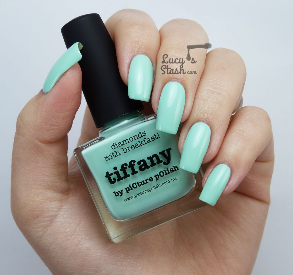 piCture pOlish Monday: Tiffany - Review &amp&#x3B; Swatches