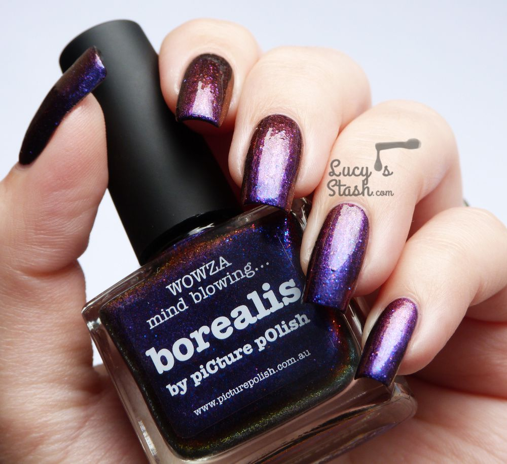 piCture pOlish Monday: Borealis - Review &amp&#x3B; Swatches