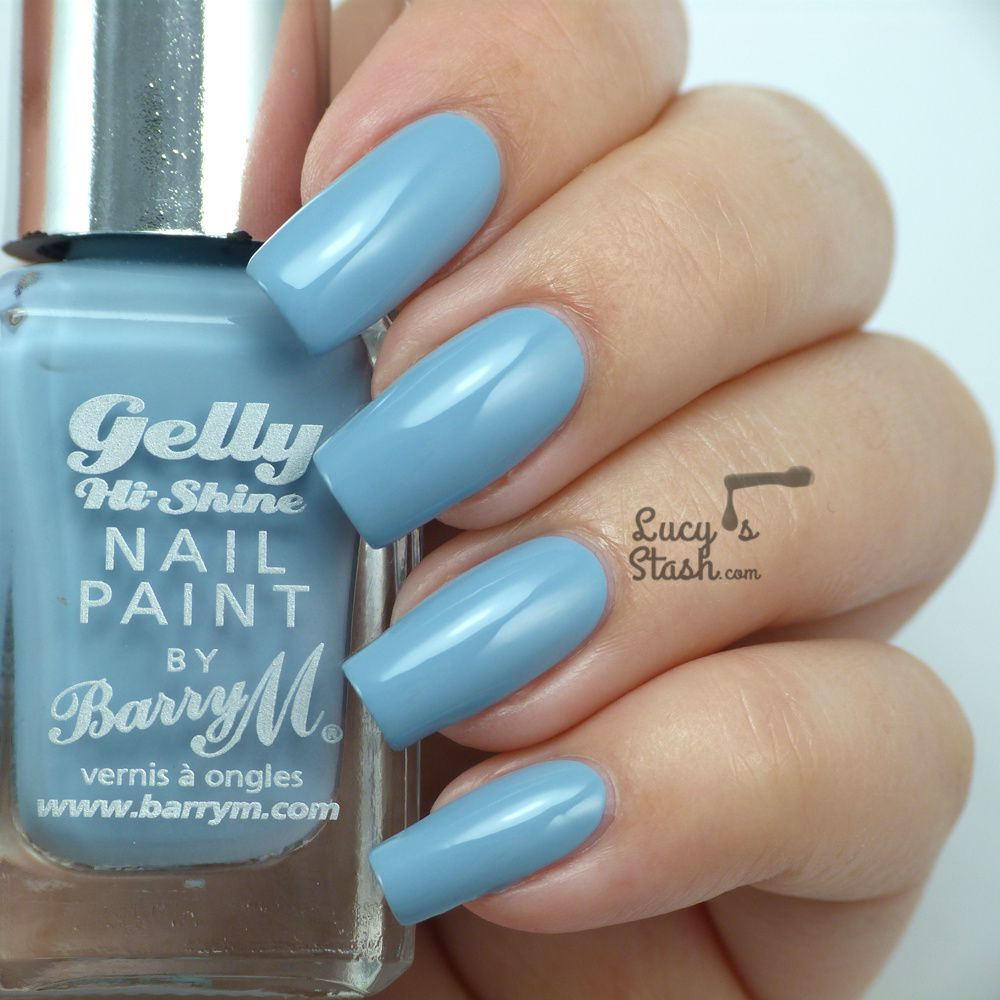 Barry M Exotic Summer Gelly Nail Paints - Review &amp&#x3B; Swatches