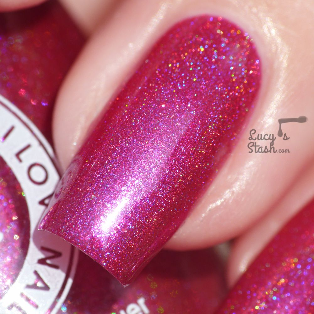 I Love Nail Polish Summer Collection 2014 - Part 1: Holos