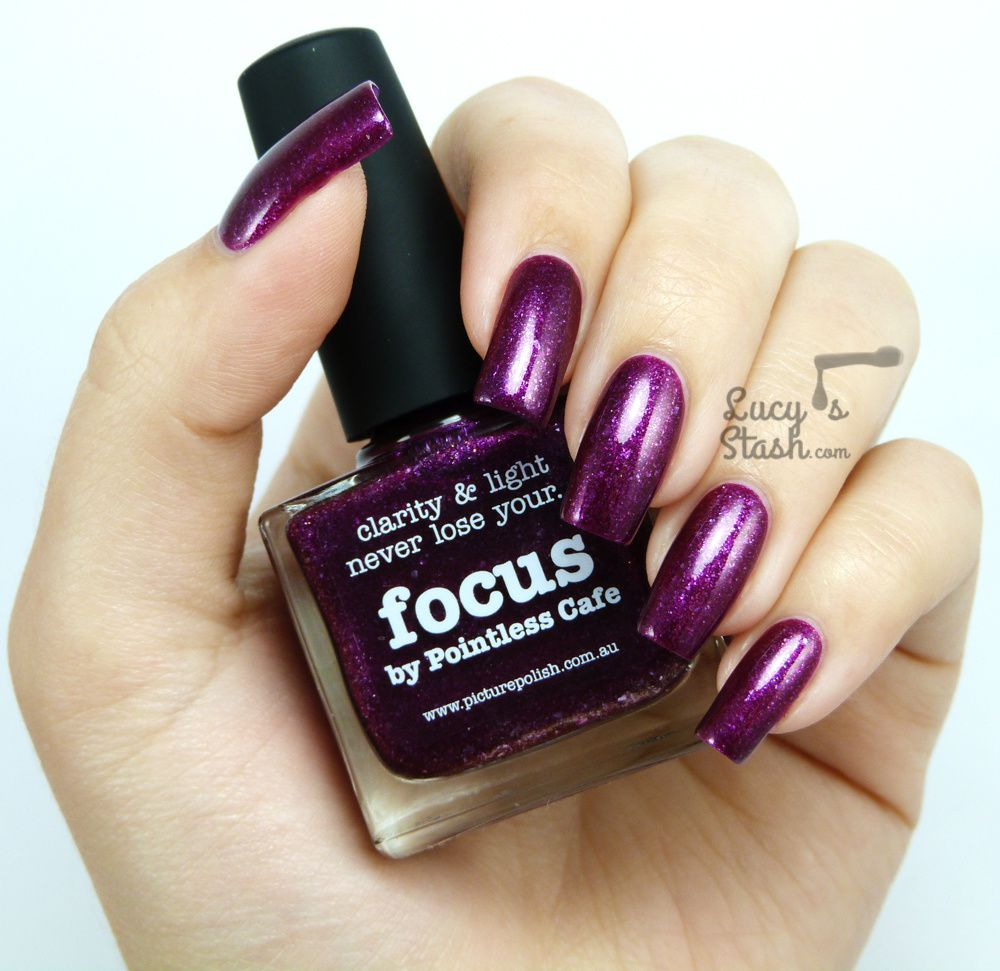 piCture pOlish Monday: Focus - Review & Swatches