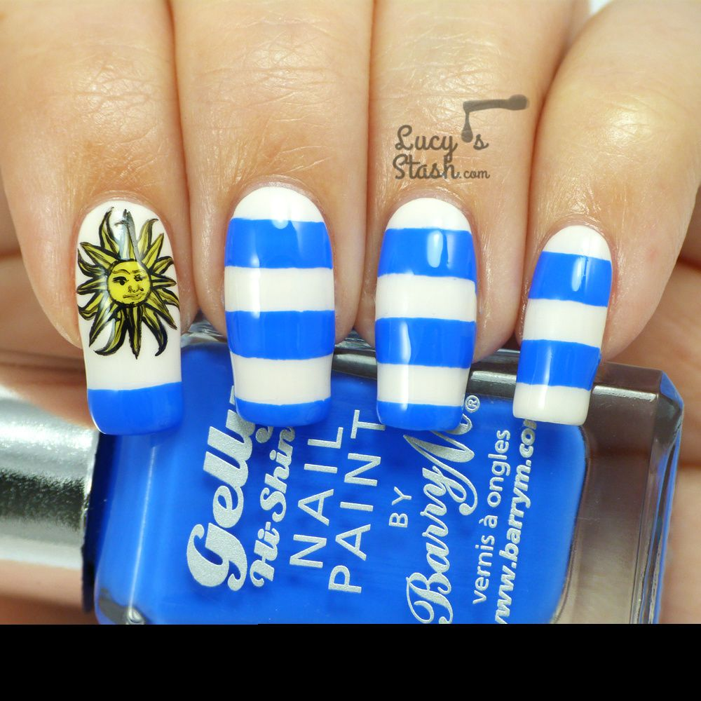 Uruguay Nails for World Cup Sweepstake