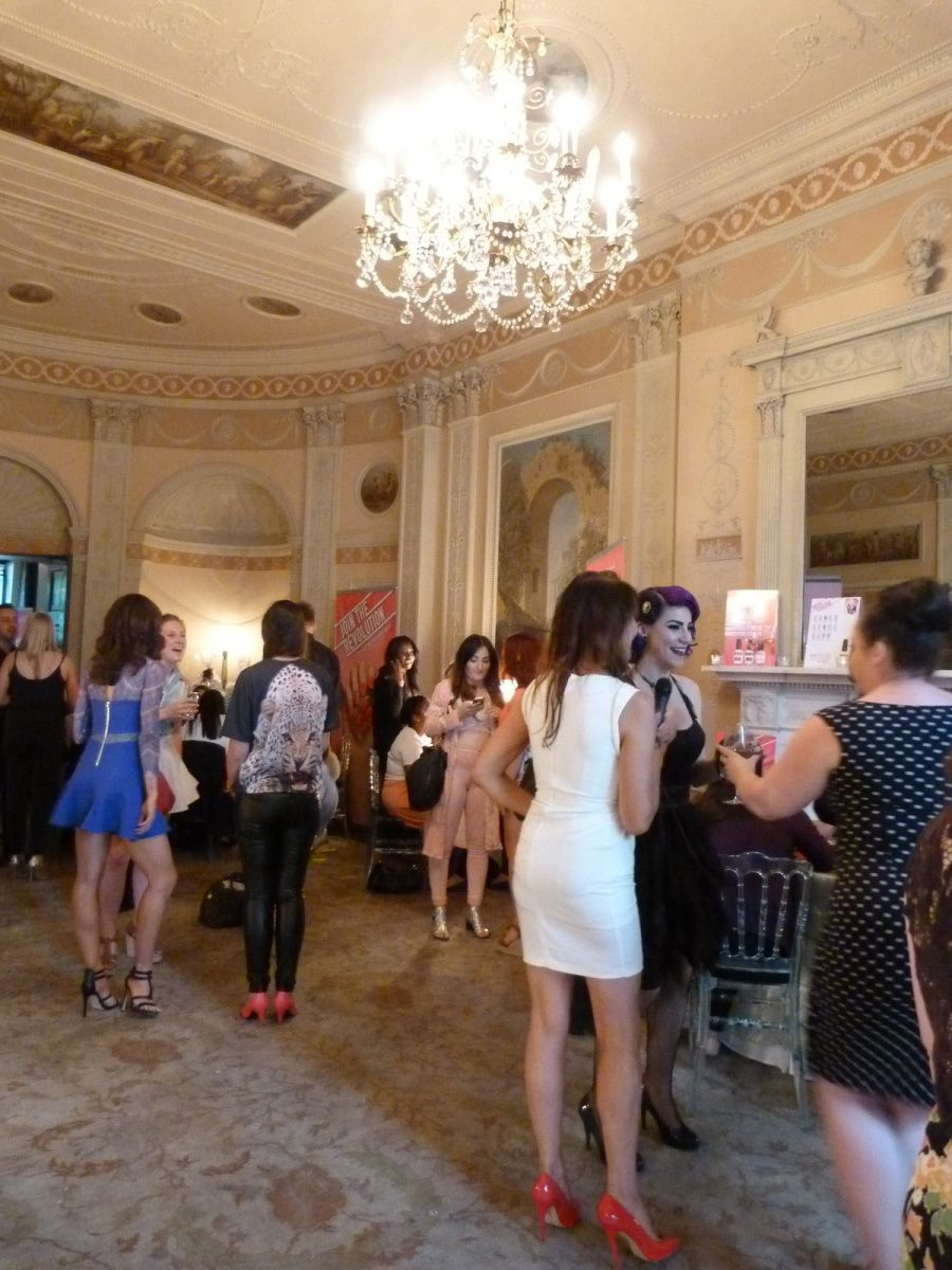 KISS Products Launch Event in London feat. Leighton Denny MBE