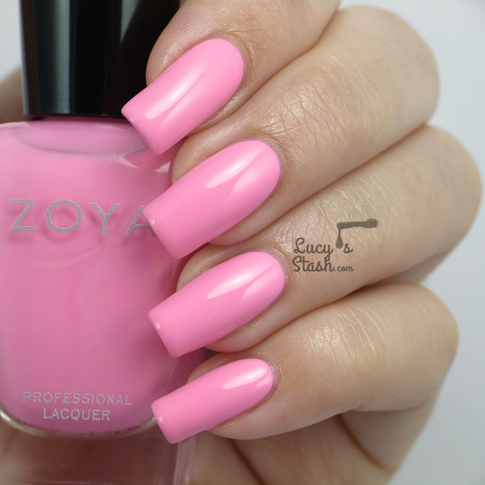 Zoya Tickled Collection - Review &amp&#x3B; Swatches