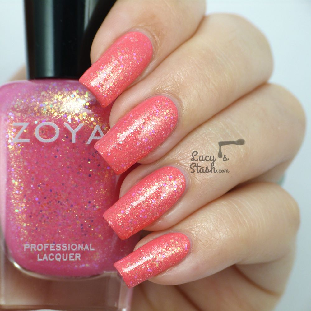 Zoya Bubbly Collection - Review &amp&#x3B; Swatches
