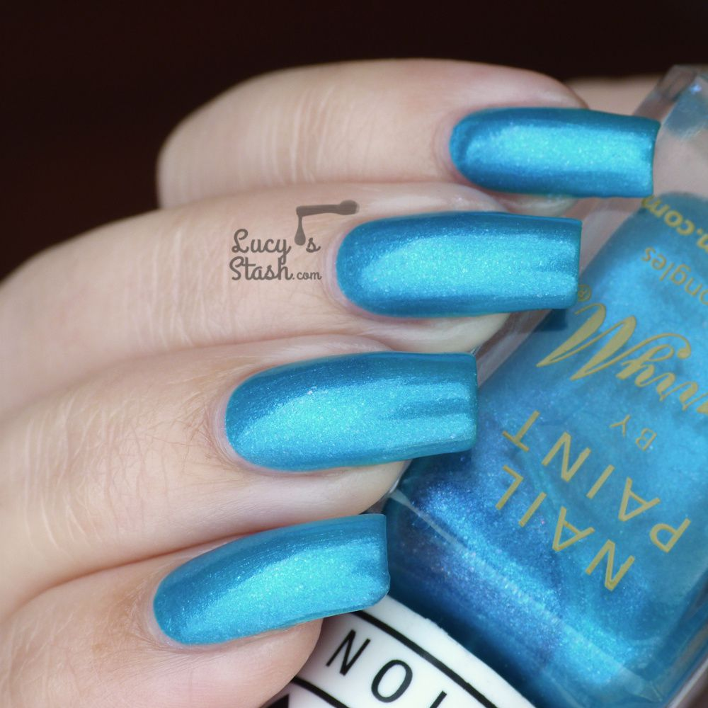 Barry M Superdrug Limited Editions Seaside &amp&#x3B; Promenade - Review &amp&#x3B; Swatches