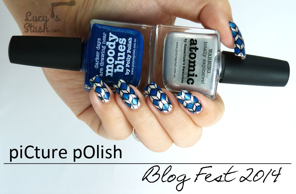 Lucy's Stash for piCture pOlish Blog/Insta Fest 2014!