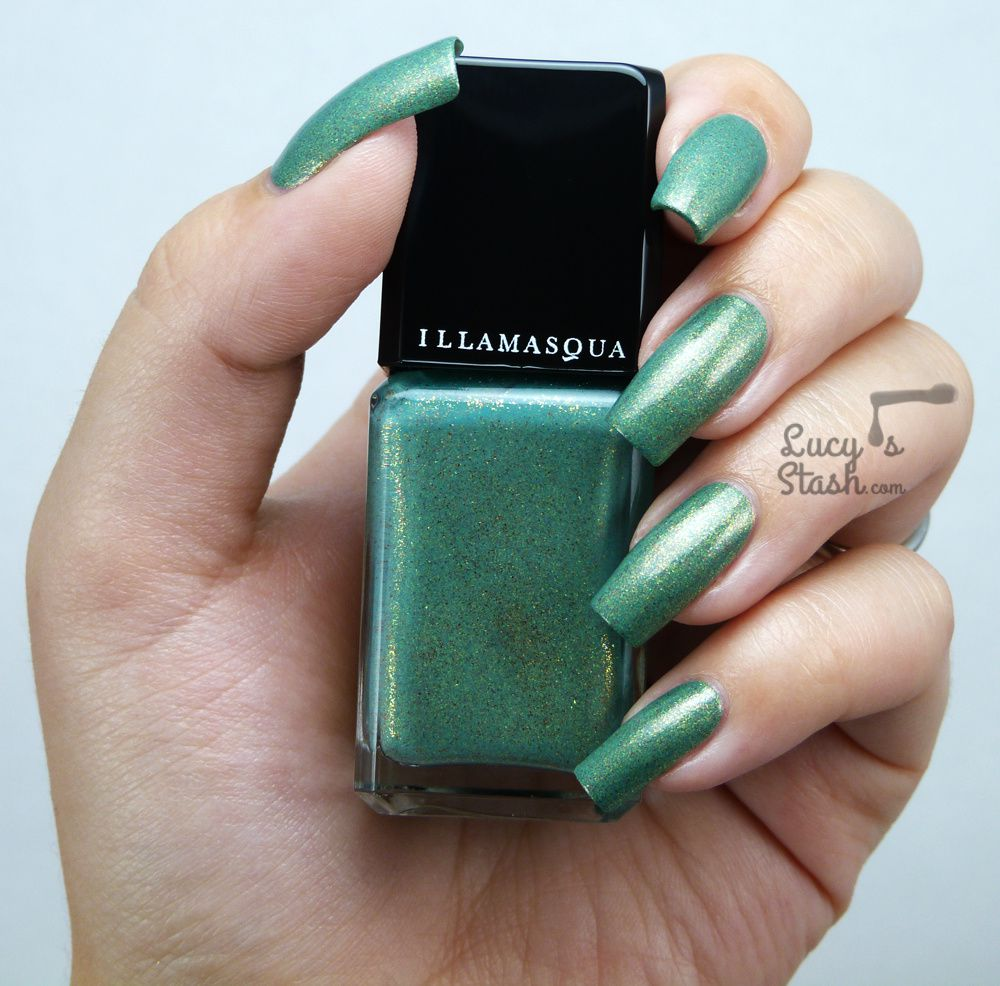 Illamasqua Once Collection - Review &amp&#x3B; swatches of Melange, Courtier, Exquisite and Naked Rose