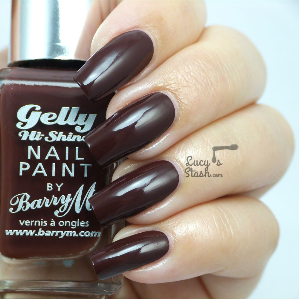 Barry M Gelly Collection for Autumn/Winter 2014 - Review & Swatches ...