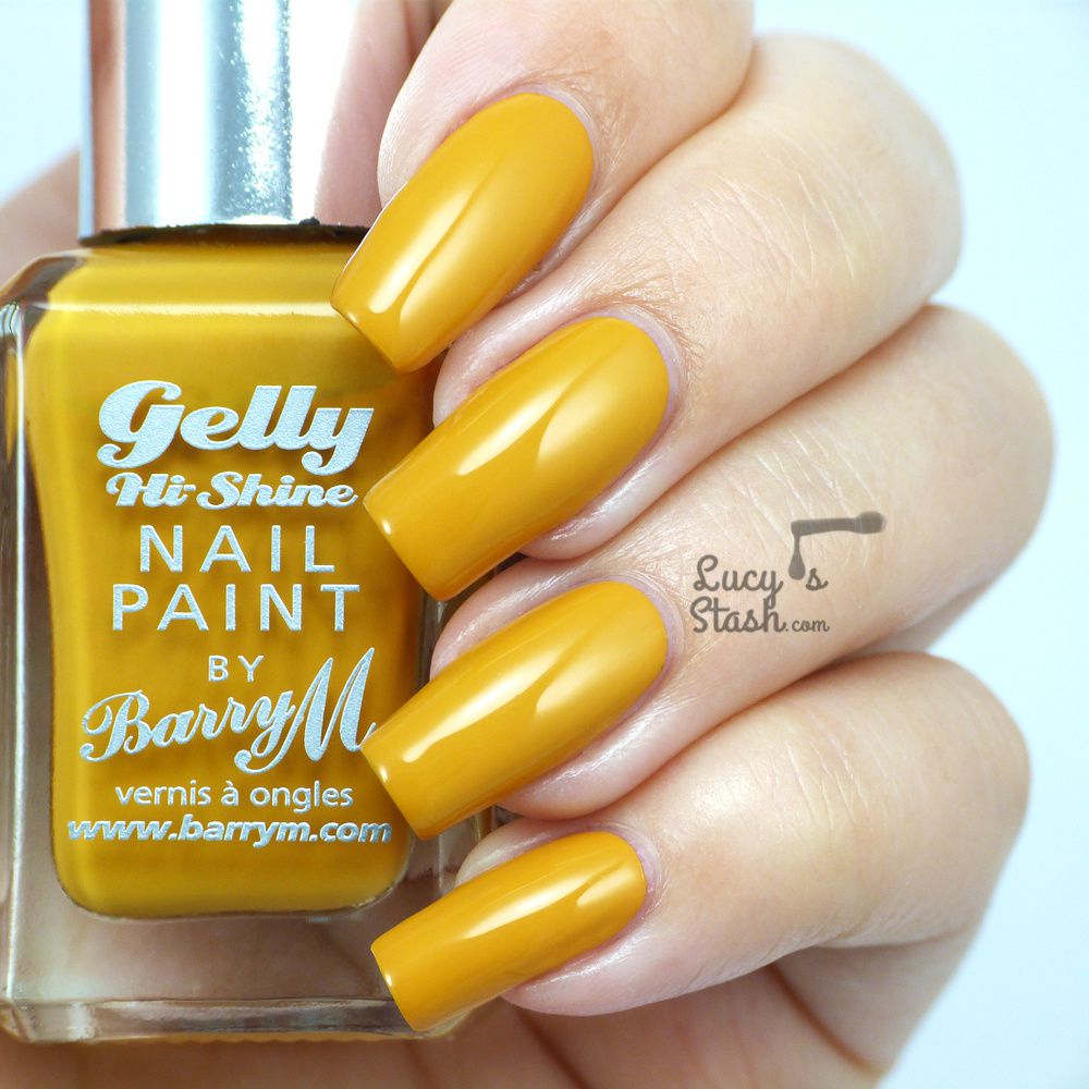 Barry M Gelly Collection for Autumn/Winter 2014 - Review &amp&#x3B; Swatches