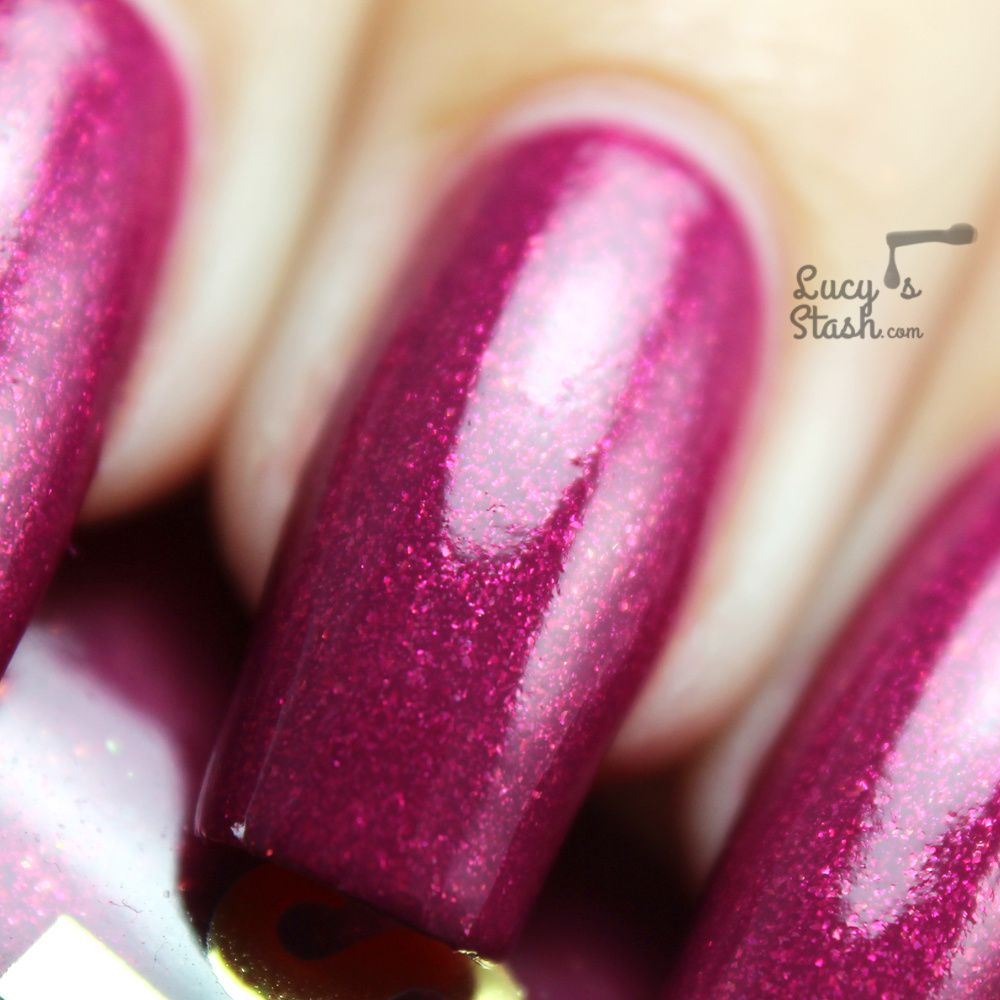 Models Own Diamond Luxe Collection polishes - Review &amp&#x3B; Swatches