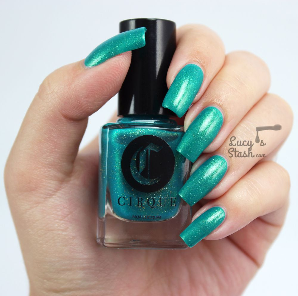 Cirque Kontiki Collection - Review &amp&#x3B; Swatches (picture heavy)