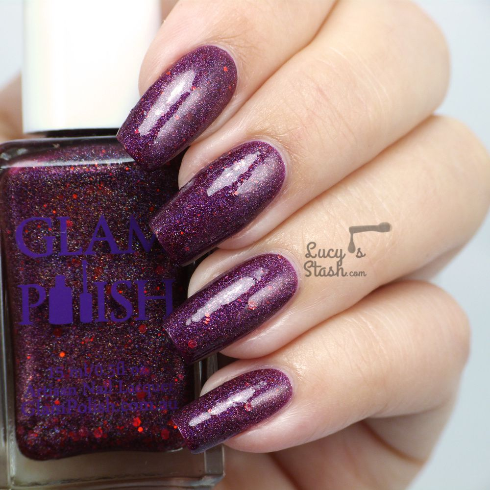 Glam Polish Cast a Spell Part II: The Magic is Back! Collection - Review &amp&#x3B; Swatches of 6 Shades
