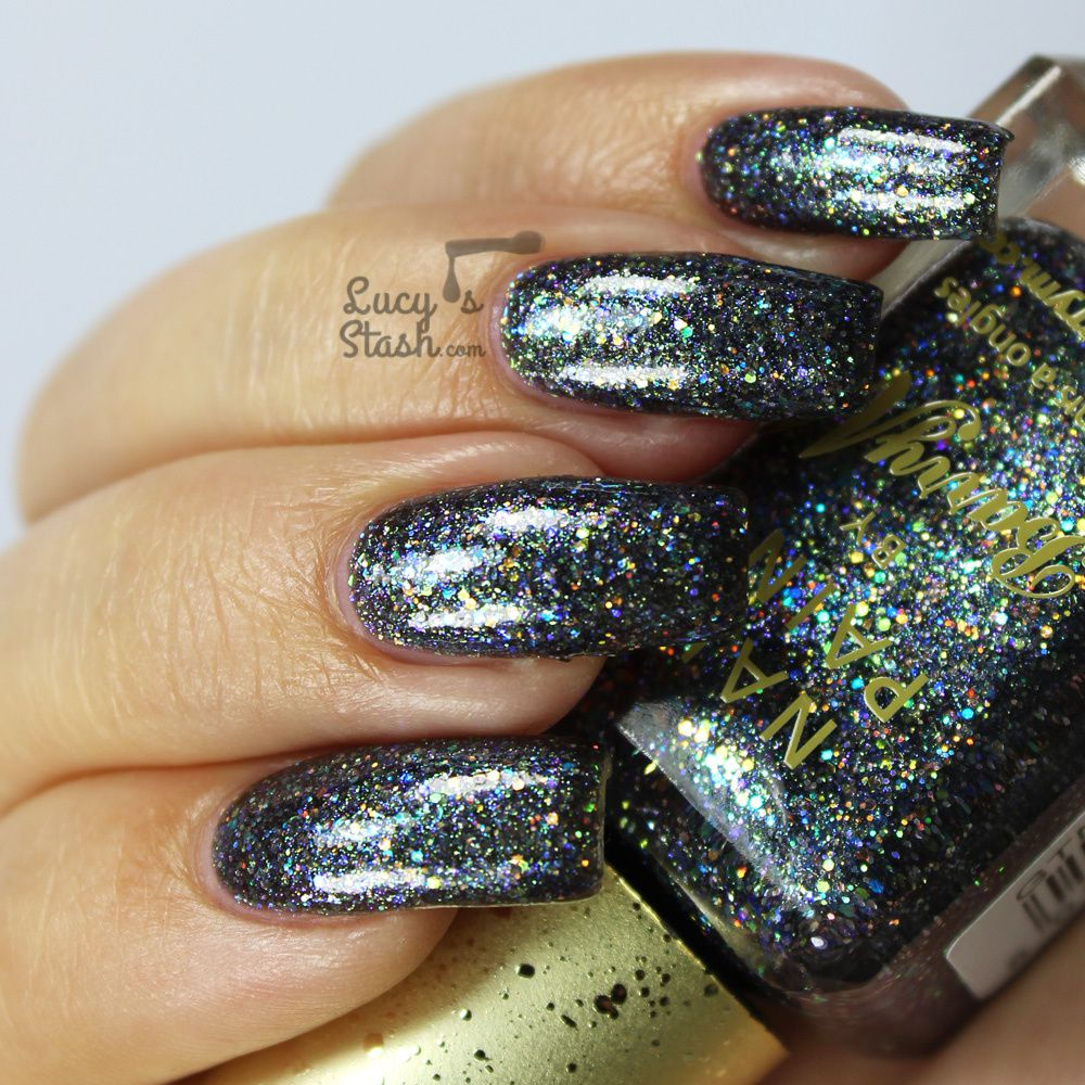 Barry M Glitterati Collection - Review & Swatches - Lucy\'s Stash