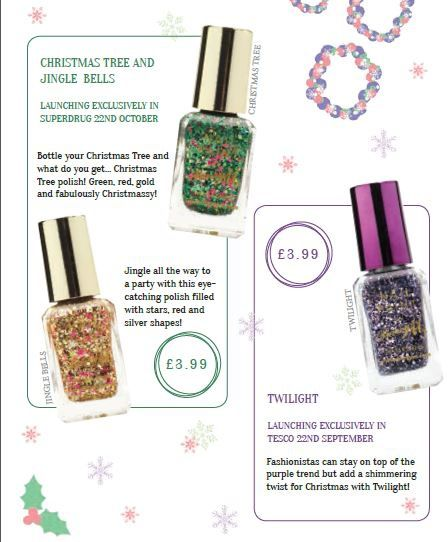 What's new in the world of Barry M?