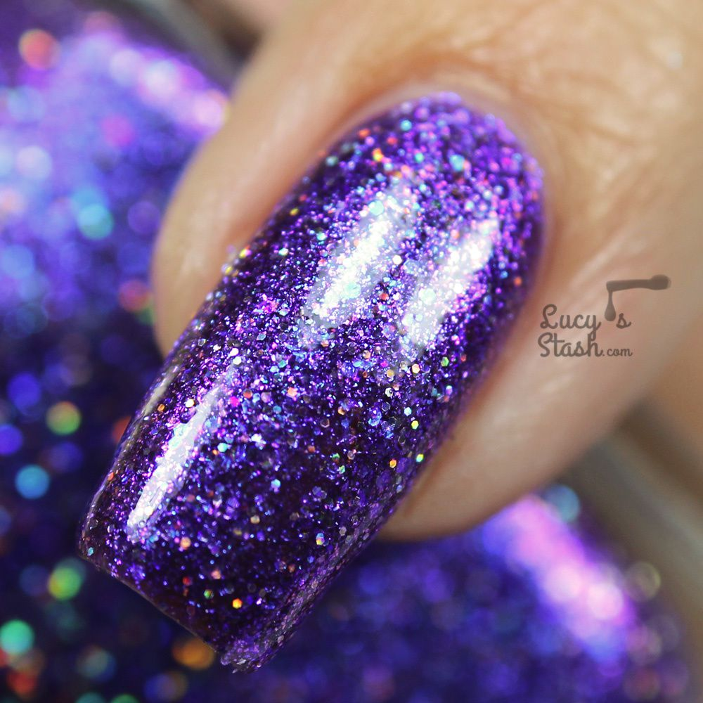 Barry M Glitterati Collection - Review & Swatches