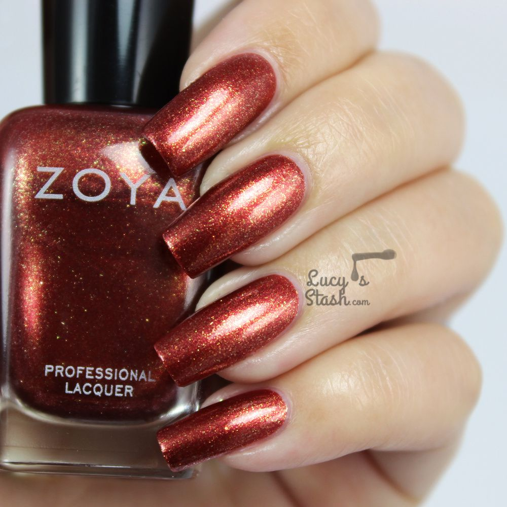 Zoya Ignite Collection - Review &amp&#x3B; Swatches