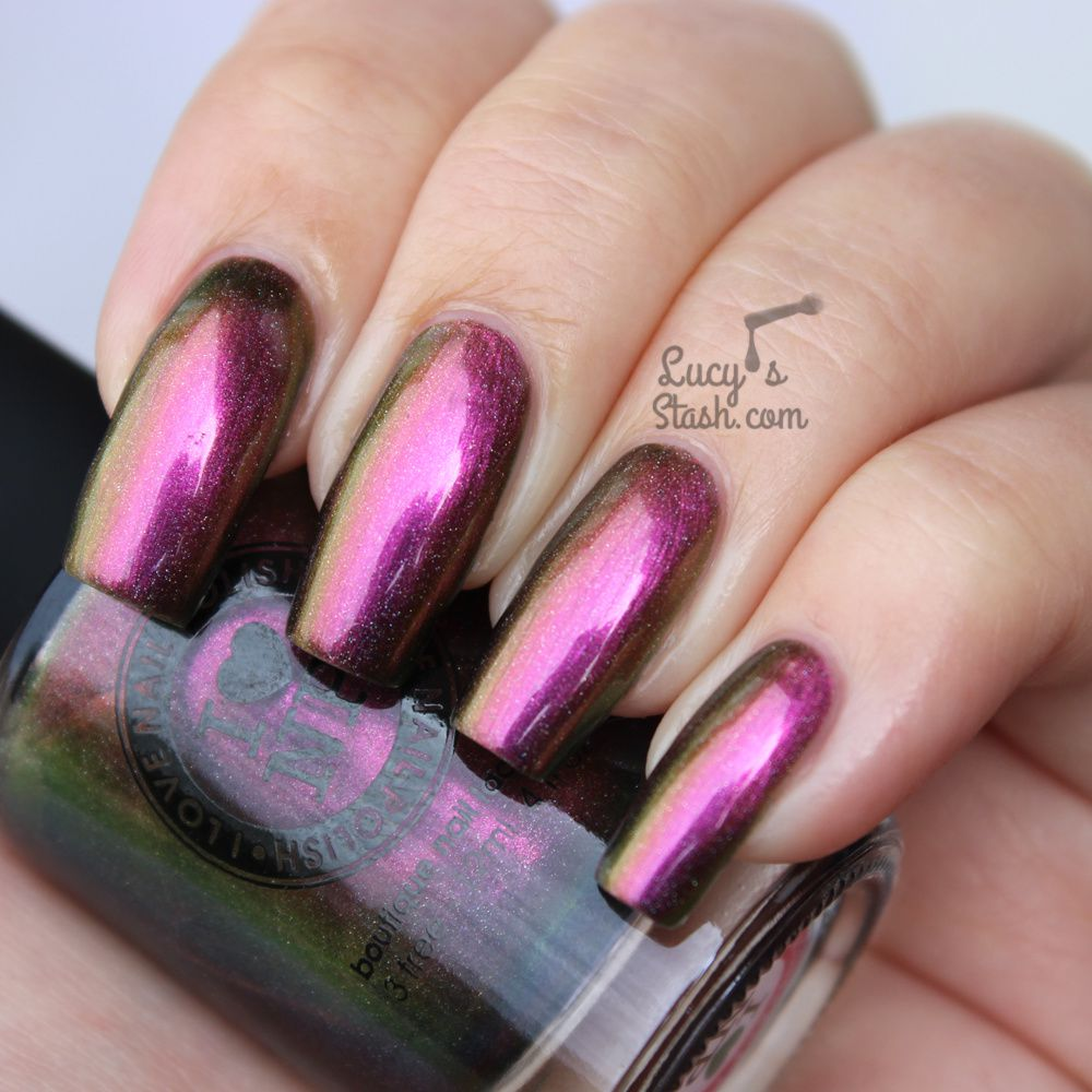 I Love Nail Polish Fall Collection 2014 - Review &amp&#x3B; Swatches